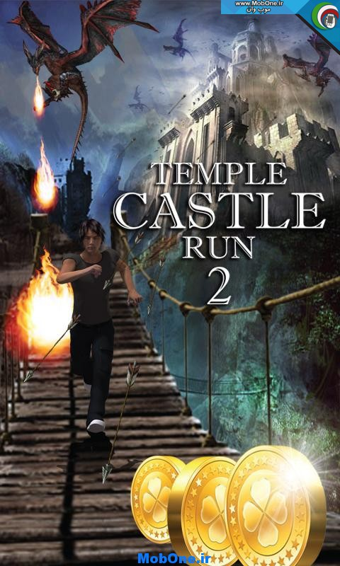 Temple Castle Run 2 mobone.ir