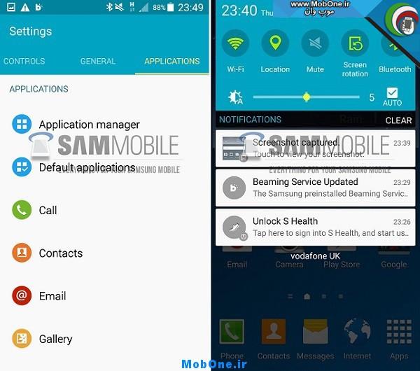 دانلود رام رسمی اندروید 5.0.1 لالی پاپ برای Galaxy S4 - موب وان ...Galaxy S4 Lollipop1