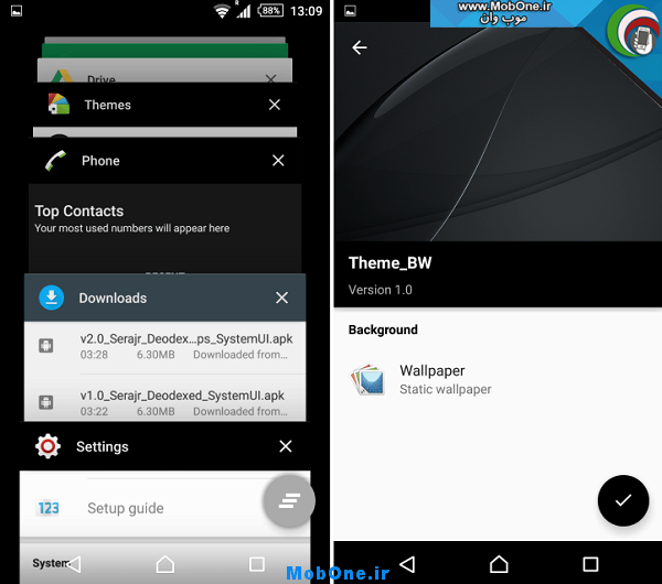 Download-Xperia-Lollipop-Black-White-Theme
