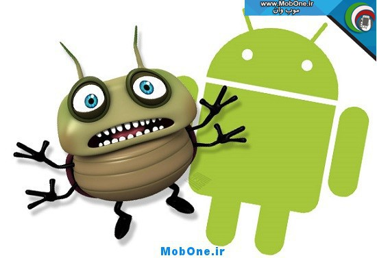 Android-Virus-Bug