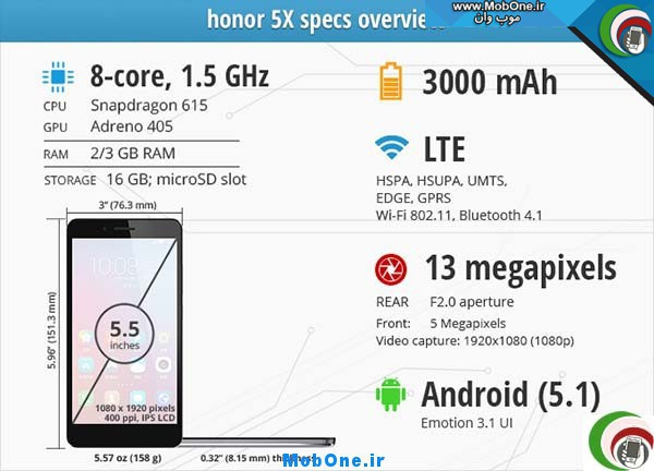 review-honor-5X