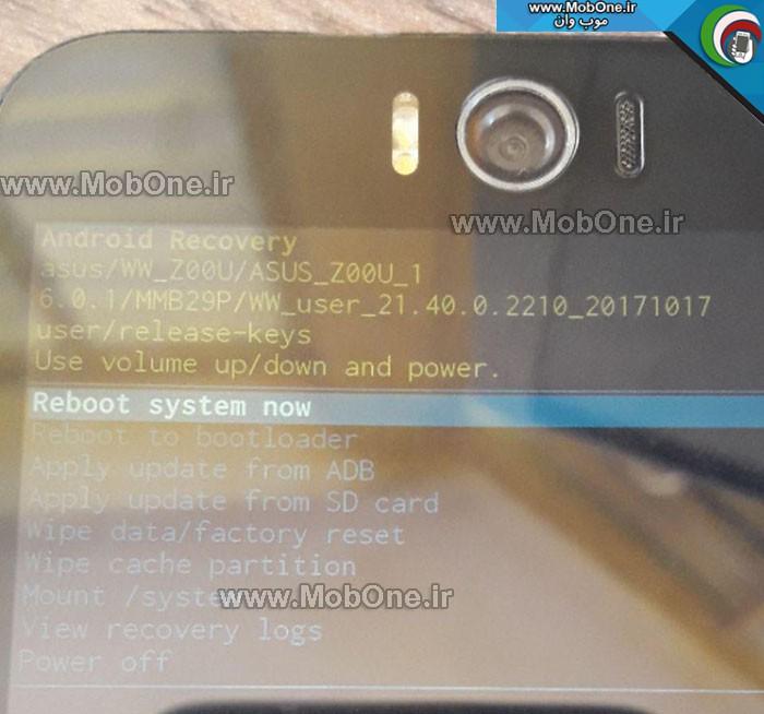 حذف frp Asus Zenfone Selfie Z00UD
