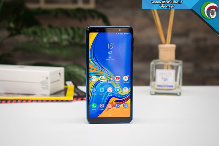 دانلود رایگان رام رسمی سامسونگ Galaxy A7 2018 مدل SM-A750F - موب وان