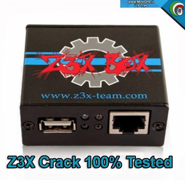 دانلود کرک Z3X