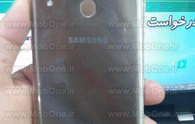 فایل فلش Galaxy A8S