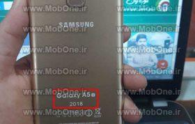 فایل فلش Galaxy A5 2018 چینی
