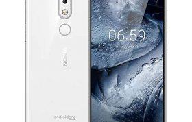 آموزش حذف گوگل اکانت FRP نوکیا Nokia 6.1 Plus مدل TA-1116