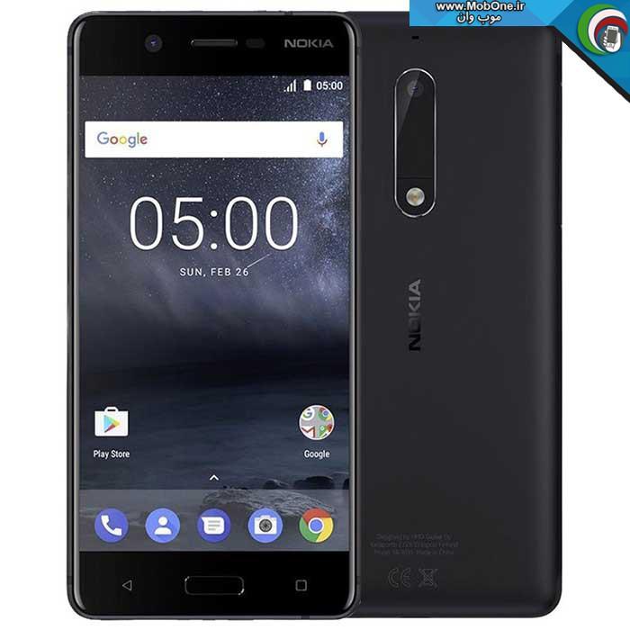 فایل فلش Nokia 5 مدل TA-1024
