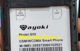 firmware-Ayoki S50-MT6582