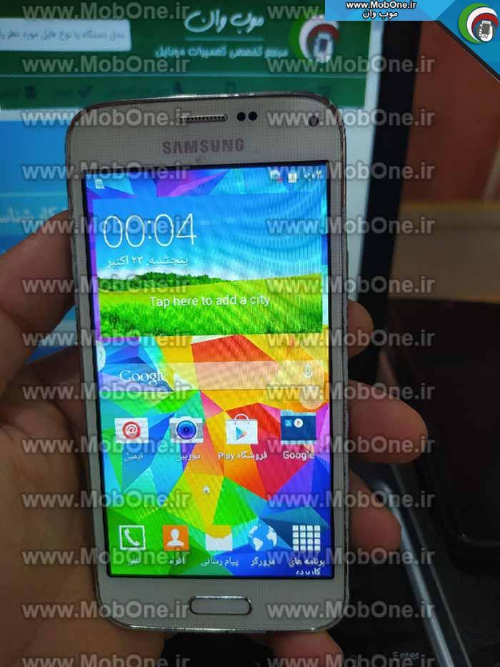 فایل فلش گوشی چینی Galaxy S5 Mini MT6572