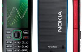 فایل فلش Nokia 5220