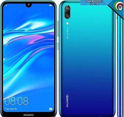 حذف گوگل اکانت Huawei Y6 2019