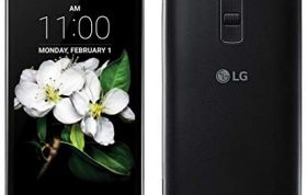 حذف گوگل اکانت LG K7