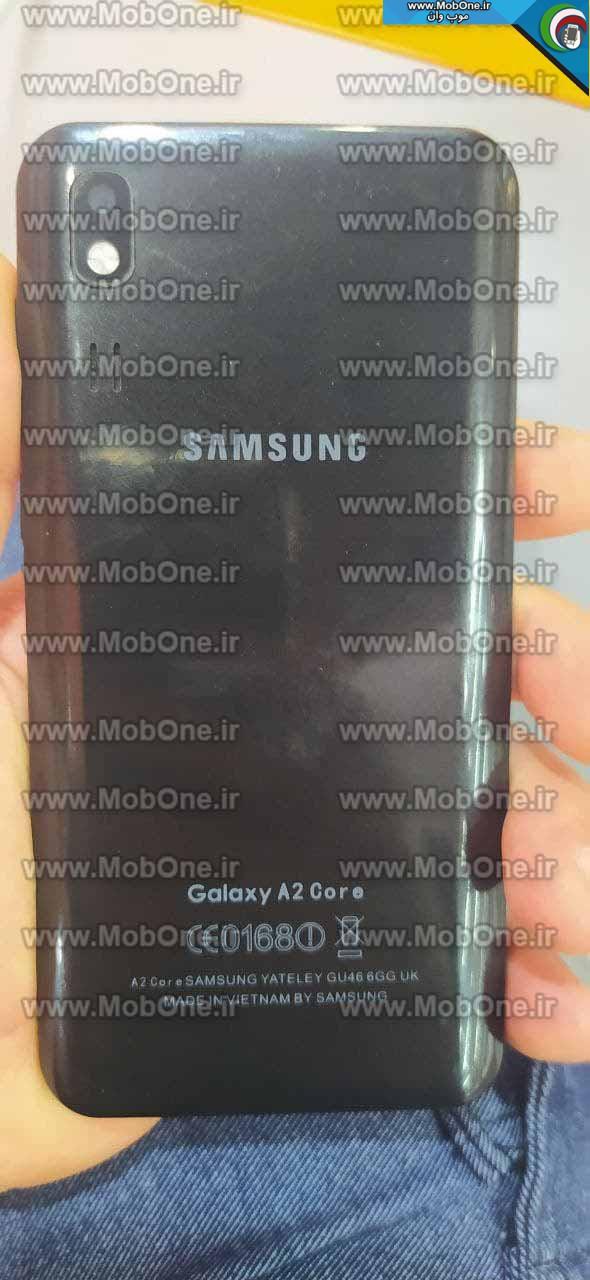 فایل فلش Galaxy A2 Core MT6570