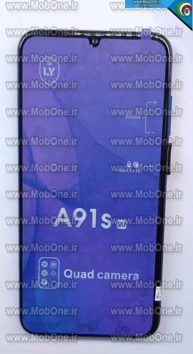 فایل فلش گوشی طرح چینی سامسونگ Galaxy A91S MT6580