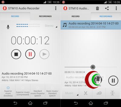 STM10_Audio_Recorder MOBONE.IR